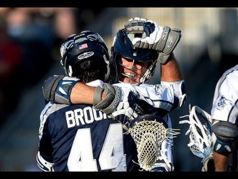 2013 MLL Semi-Final #2 Highlights: Hamilton vs Chesapeake