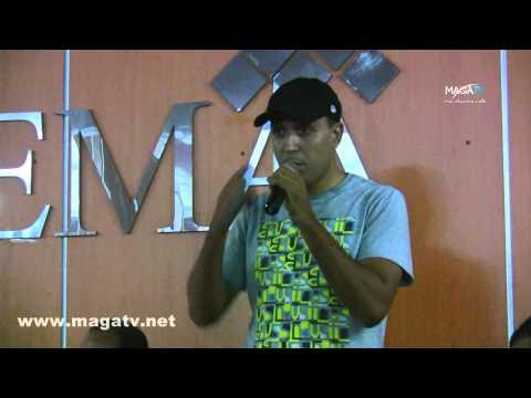 """فيديو: مغني الراب  """"H-Name"""" أنا شلح من منطقة تافرات"""