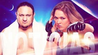 novedades sobre la posible aparición de Ronda Rousey en wrestlemania 33 | tommy end cambia de nombre