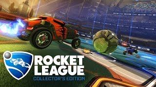 Rocket League - Collector's Edition Megjelenés Trailer