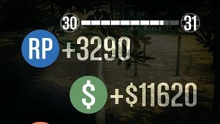 GTA 5 Online Easy 11620$ And 3290 RP ( Horse Power Race