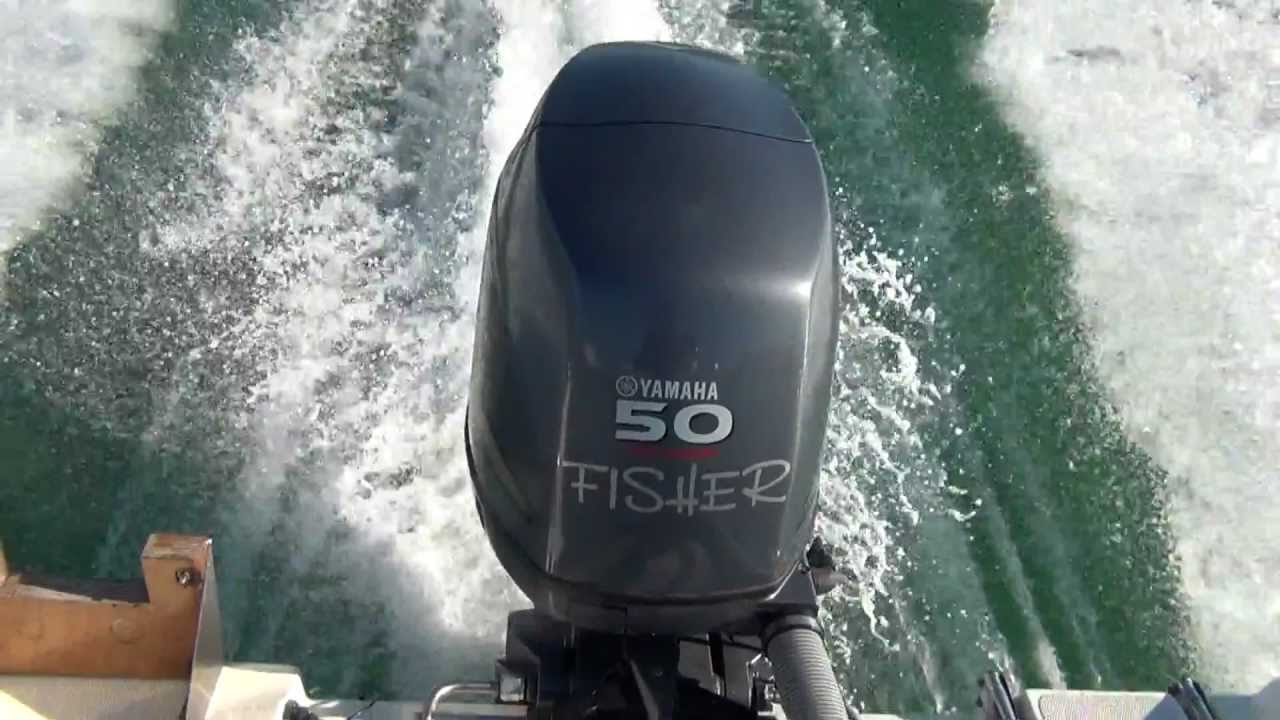 Sessa key largo 16 yamaha f50 fisher f80 80 hp four 4 for Winterizing yamaha 300 outboard
