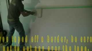 How To Do Create Mud Swirls / Sand Swirls