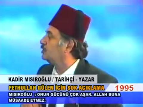 (K347) Fethullah Gülen'in İhaneti - 19 Sene Evvelki Tesbit, Üstad Kadir Mısıroğlu