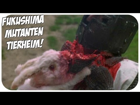 Mutanten-Tierheim in Fukushima? - Linke dreht am Rad! - #Floid4Krone!