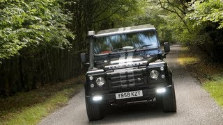 TMD - Land Rover tuning, upgrades and lifestyle specialists