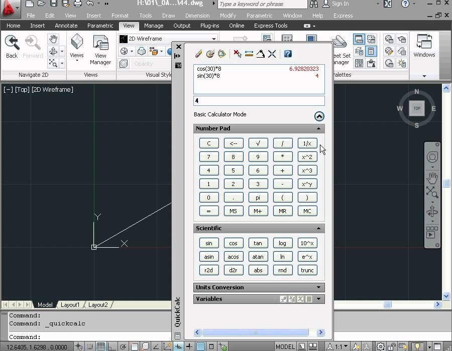 Drawing Lines In Autocad Using Coordinates : Learn autocad video tutorial what are drawing