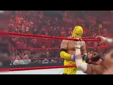 Rey Mysterio Cut Cm Punk Hair|WWE