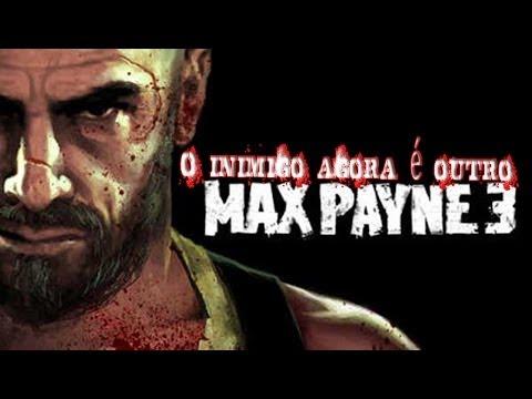 MAX PAYNE 3 O Inimigo agora é outro on gtx 760