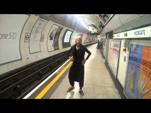 M'ZABI Algerian dance a London so funny