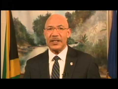 THE GOVERNOR GENERAL SIR PATRICK ALLEN'S NEW YEAR'S ADDRESS