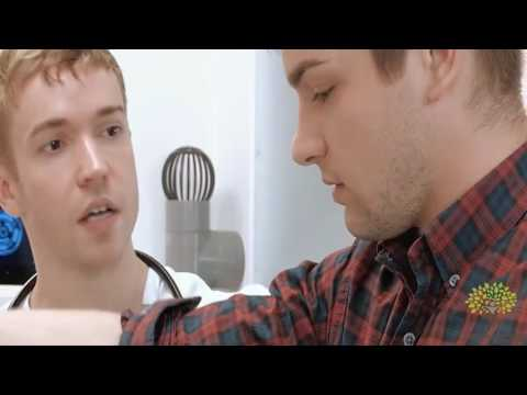 Men.com - The Flash A Gay XXX Parody Part 1. Gabriel Cross And Johnny Rapid