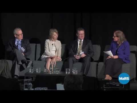 Canadian Energy Innovation Summit 2014 -- Ministers' Round Table