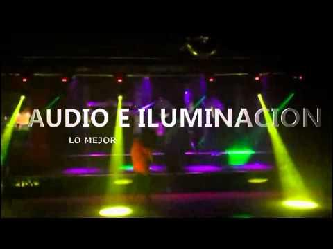 luz y sonido gasper manzanillo - presentacion
