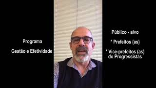Curso gratuito para prefeitos do Progressistas