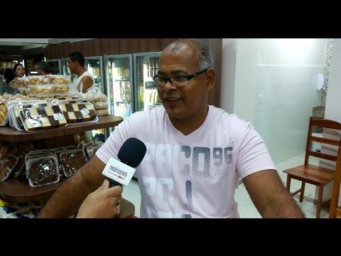 Panificadora e Lanchonete Pão Nosso inaugura seu novo prédio em Medeiros Neto