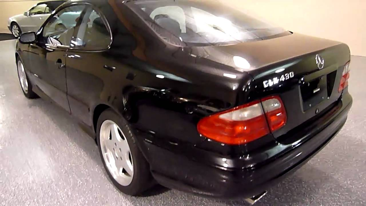 2001 mercedes benz clk430 2 dr coupe 1969 sold youtube for 2001 mercedes benz clk430