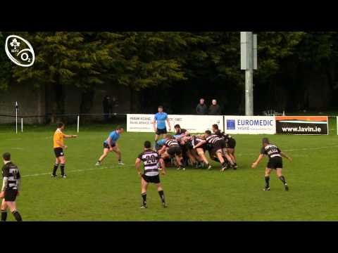 Irish Rugby TV: Old Belvedere V UCD Ulster Bank League