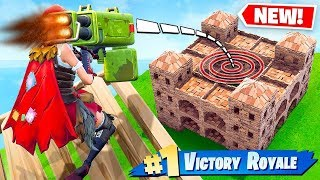 ROCKET WARS *NEW* Game Mode in Fortnite Battle Royale