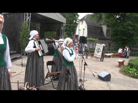 """00193 Tomes Graudi folkloras festivāla """"Baltica 2015"""" ieskaņas sarīkojums Ogrē 27.06.2015"""
