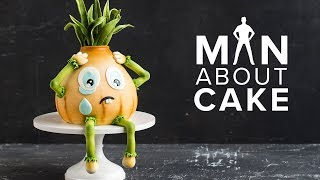 Sculpted ONION CAKE for the Vidalia Onion Committee | Man About Cake with Joshua John Russell