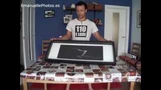 Exposición Fotográfica - Como construir un marco