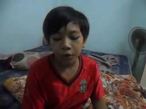 Con nhà nghèo  ( Chế ) - Minh LEG [ Video Lyric ]