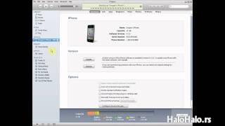 Kako uraditi backup podataka iPhone telefona