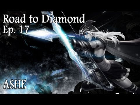 RANKED | Road to Diamond | Ep 17 | Best Ashe Korea