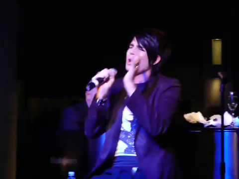 Adam Lambert - Come Home - Upright Cabaret