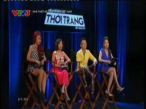 Chung ket Nha thiet ke thoi trang viet nam 2014 6/7/2014