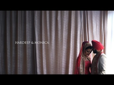 Hardeep & Monica - Sikh Wedding - DJ H