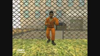 Escape De Prisión En Counter-Strike 1.6
