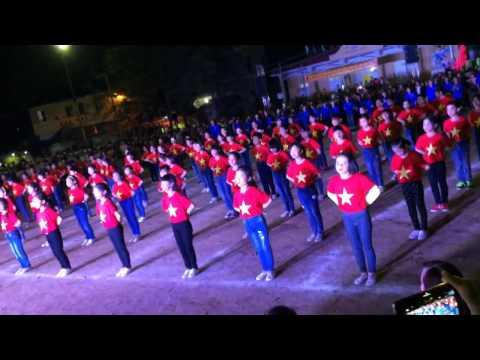Bé nhảy rửa tay vui nhộn - Tiểu học Thượng Cát