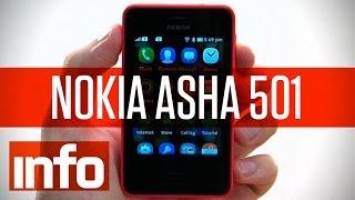Nokia Asha 501 Tem Preço Convidativo E Bom Design