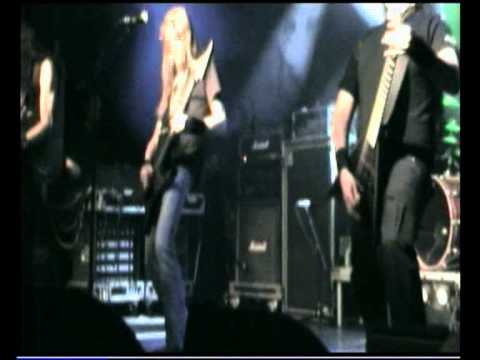 Grave - In Love LIVE.wmv online metal music video by GRAVE