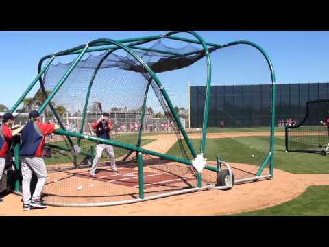 Xander Bogaerts Will Middlebrooks Grady Sizemore Red Sox BP