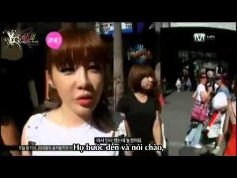 [VIETSUB] 2NE1 TV Season 2 Ep 4