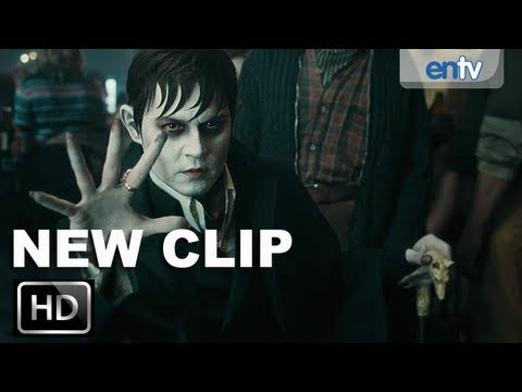 Dark Shadows 'Making Of' Official Featurette [HD]: Johnny Depp, Tim Burton and Chloe Moretz BTS