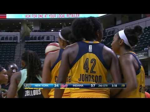 Shenise Johnson legszebb megmozdulásai a 2016-os szezonból