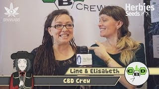 [CBD Crew @ Spannabis 2014 - 15-17 March] Video