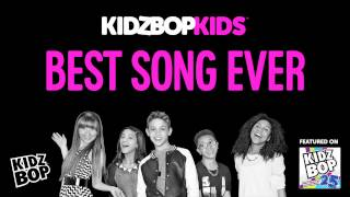 KIDZ BOP Kids Best Song Ever (KIDZ BOP 25)