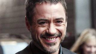 Robert Downey Jr Smile