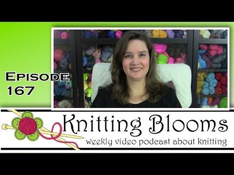 Fun to Buy New Yarn - EP167 - Knitting Blooms