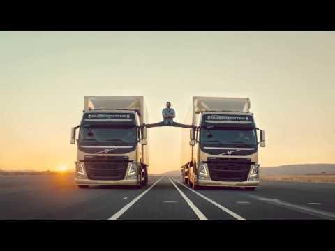 Jean-Claude Van Damme's Epic Split