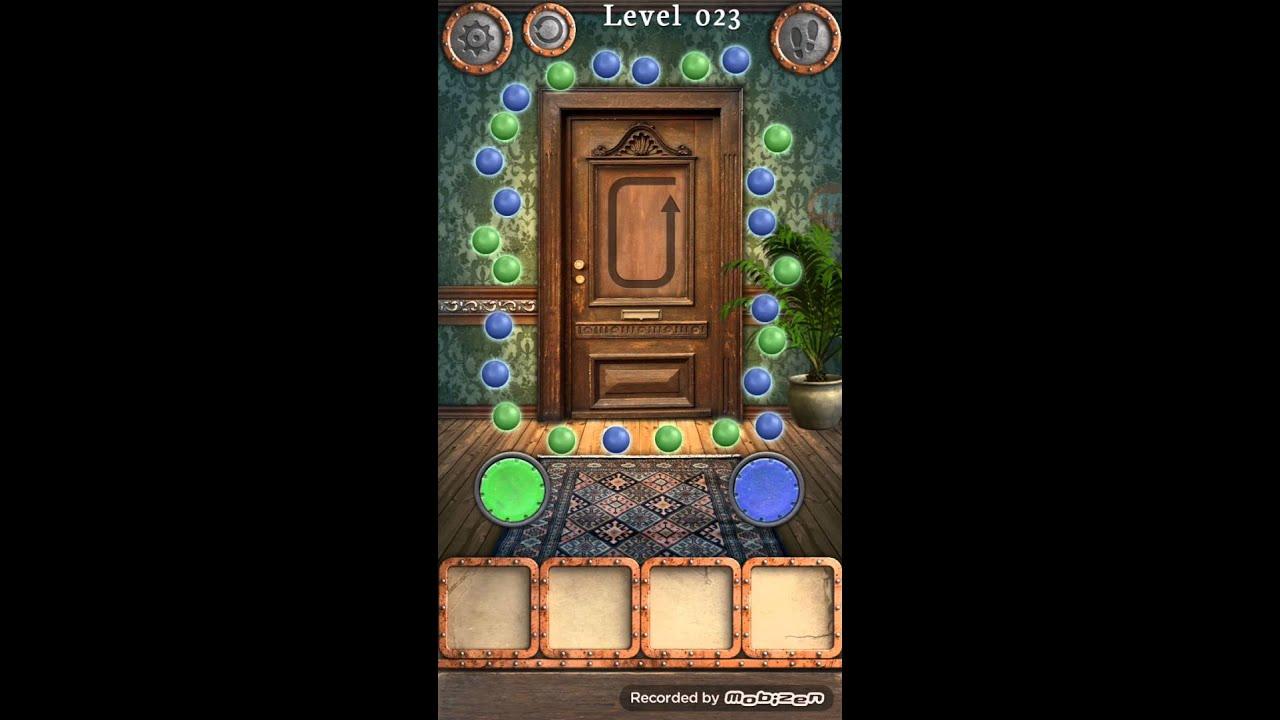 усилитель как в игре двери пройти 24 уровень Немо