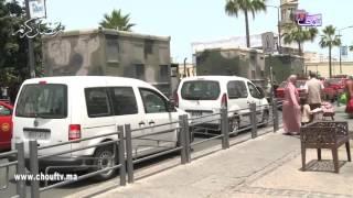 بالفيديو..شاحنات عسكرية في شوارع البيضاء | خارج البلاطو