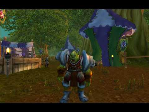 Wow! The Darkmoon Faire!... Is Bad (WoW Machinima)