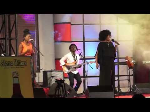 - Performance @ Kasapreko Africa Legends Nite 2013