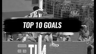 Juventus, Best of 2016/17 | Top 10 Goals